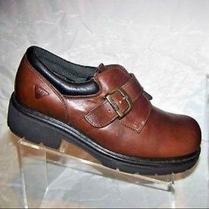 Dr Martens Airwair#9238 Buckle shoe size UK 4US 6